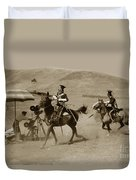 The Charge Of The Light Brigade 1936 Duvet Cover