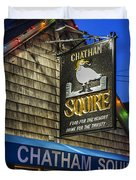 The Chatham Squire Duvet Cover