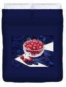 The Cherry Bowl Duvet Cover