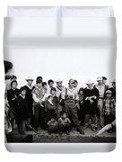 The Chiapas People Duvet Cover