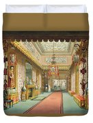 The Chinese Gallery, From Views Duvet Cover