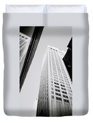 The Chippendale Building Duvet Cover