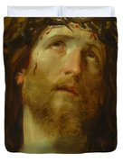 The Chosen One -  The Son Of God Who Died On The Cross For Your Sins Duvet Cover