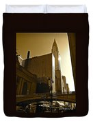 The Chrysler Building In Nyc Duvet Cover