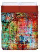 The City 10 Duvet Cover