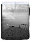the Clan Jetty Duvet Cover