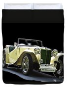 The Classic Mg Duvet Cover