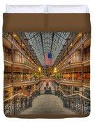 The Cleveland Arcade V Duvet Cover