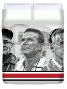 The Coaches Duvet Cover