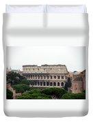 The Coliseum  Duvet Cover