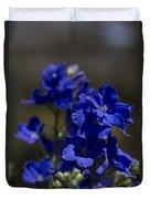 The Color Blue V6 Duvet Cover