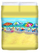 The Color Of Summer  Duvet Cover