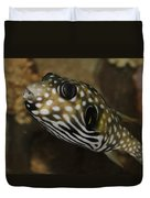 The Colorful Fish Duvet Cover
