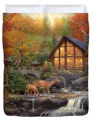 The Colors Of Life Duvet Cover