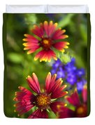 The Colors Of Summer  Duvet Cover
