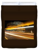 The Colosseum Lights Duvet Cover