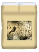 The Common Crow Duvet Cover