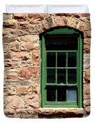 The Comondant Lived Here Duvet Cover by Joe Kozlowski