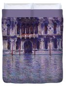 The Contarini Palace Duvet Cover