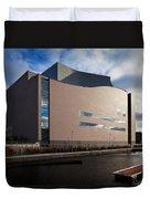 The Convention Centre Dublin , Dublin Duvet Cover