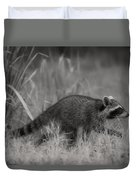 The Coon Walk Duvet Cover