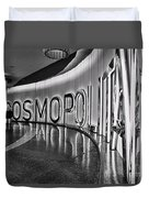 The Cosmopolitan Hotel Las Vegas By Diana Sainz Duvet Cover