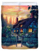 The Cottage Duvet Cover