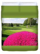 The Country Club Duvet Cover