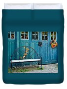 The Country Forge Duvet Cover