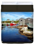 The Cove 2 Duvet Cover