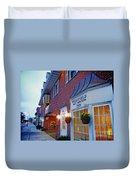 The Cozy Inn Duvet Cover