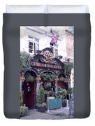The Cross Keys Duvet Cover