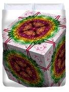 The Cube 5 Duvet Cover