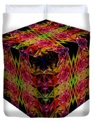 The Cube 8 Duvet Cover