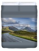 The Cuillin Mountains Of Skye 2 Duvet Cover