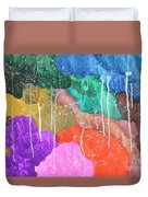 2012 The Curtain Of The Sky 02 Duvet Cover