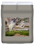The Dance Of Joy Duvet Cover
