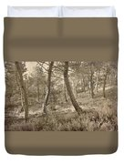 The Dance Of The Forest Duvet Cover