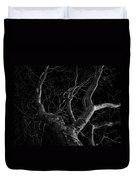 The Dark And The Tree Duvet Cover