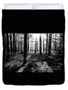 The Dark Forest Duvet Cover