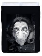 The Dark Ugly Witch Duvet Cover