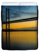 The Dawn Of Day II Duvet Cover