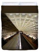 The D.c. Metro Duvet Cover