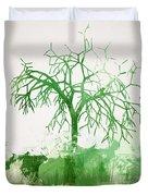 The Dead Tree Duvet Cover