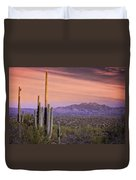 The Desert Beckons  Duvet Cover