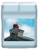The Diy Chimney Duvet Cover