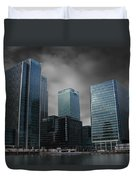 The Docklands Duvet Cover