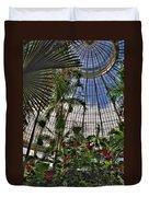 The Dome 002 Buffalo Botanical Gardens Series Duvet Cover