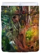 The Dreaming Tree Duvet Cover by Aimee Stewart