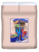 The Dress Shop - New Mexico Duvet Cover
